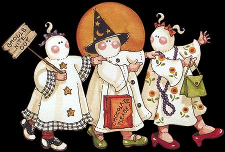 Halloween - divers