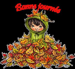Les petits bonjours d'automne
